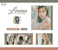 PHOTOPACK LOONA - +10 STAR 2019 // HANNAK