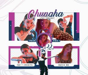 PACK PNG CHUNGHA - STAY TONIGHT // HANNAK