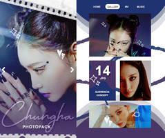 PHOTOPACK CHUNGHA - QUERENCIA  // HANNAK
