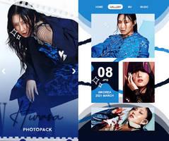 PHOTOPACK HWASA - WKOREA 2021 MARCH // HANNAK