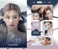 PHOTOPACK ITZY - SINGLES MARCH 2021 // HANNAK