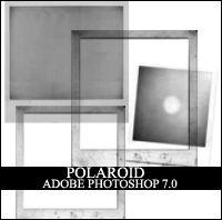 Polaroid Photoshop Brush