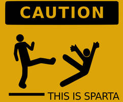 THIS IS SPARTA by Bersam