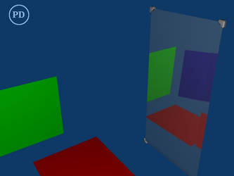 Blender Mirror - PD by over2sd