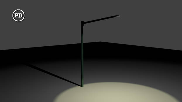 Blender StreetLight - PD/CC0