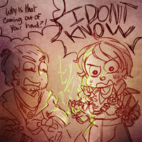 That awkward moment when by Uberlichous