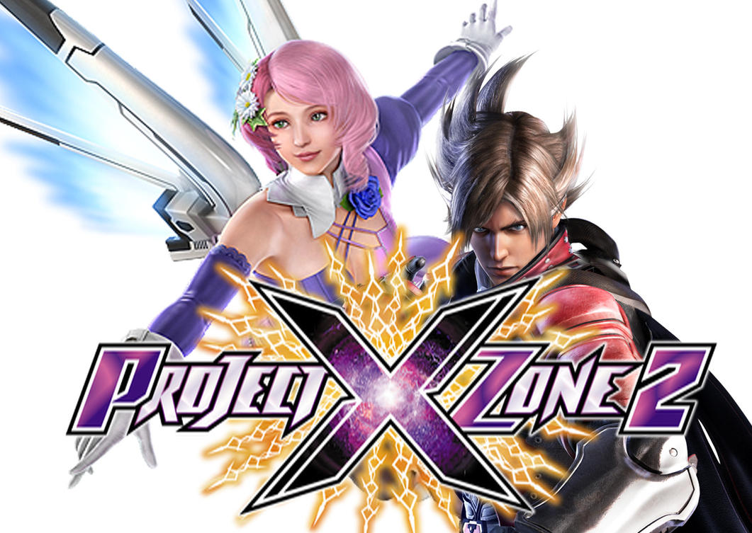 Lars And Alisa At Project X Zone By Redchampiontrainer01