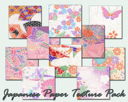 Japanese Paper Pack