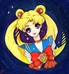 Sailor Moon: Usagi Tsukino (Animation)