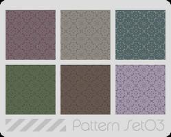 Pattern Set03 by nic1