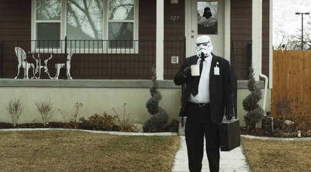Suit and Tie Clonetrooper