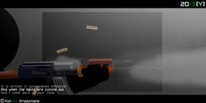 Short Gun Test