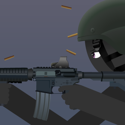 Weapons Test : M4A1