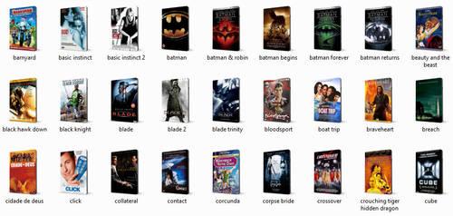 DVD ICONS by tonisl78