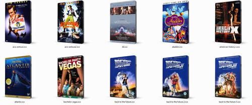 DVD ICONS 2 by tonisl78