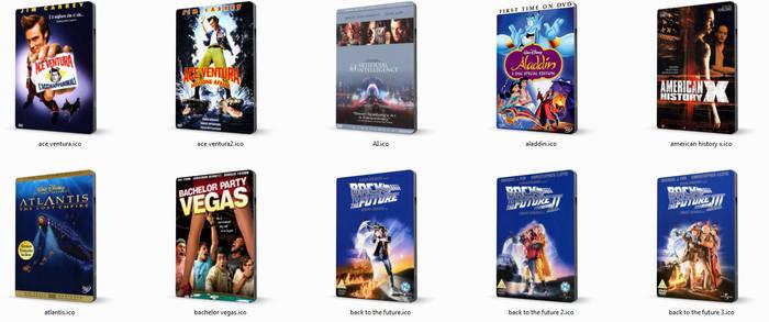DVD ICONS 2