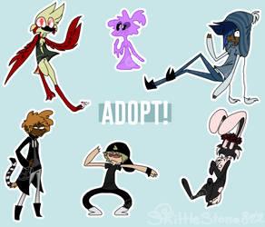 {OPEN} Adoptables! Again!