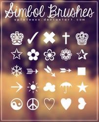 Simbol Brushes || xPlateaux