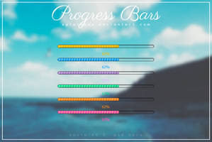 Progress Bars || xPlateaux by xPlateaux