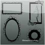 Twirl frames