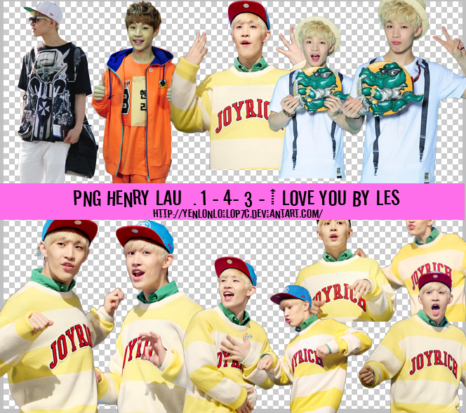 PNG Henry Lau 1-4-3 By Les by yenlonloilop7c