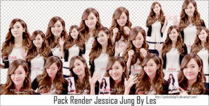 Pack Render Jessica Jung By Les