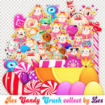 [Res] Candy Crush Collect By Les
