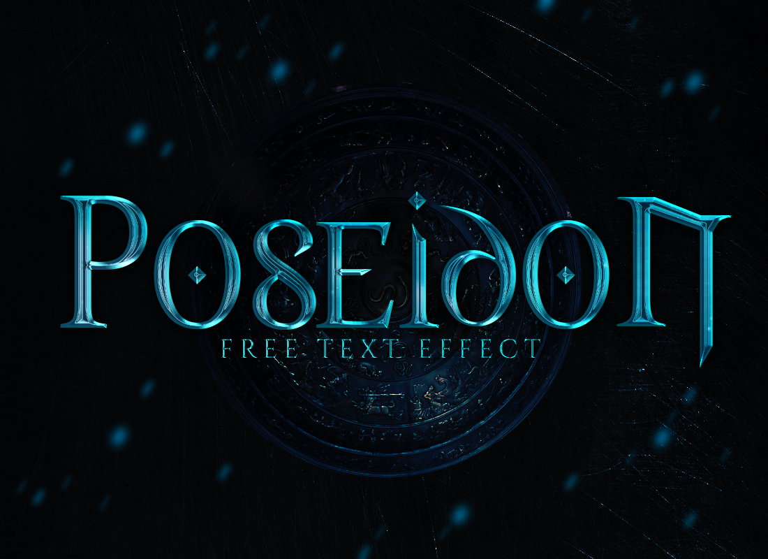 Free Text Style   Poseidon