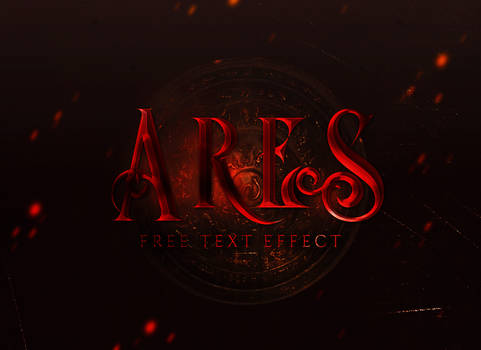Free Text Style | Ares