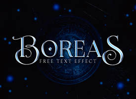 Free Text Style | Boreas by allimli