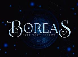 Free Text Style | Boreas