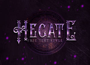 Free Text Style | Hecate