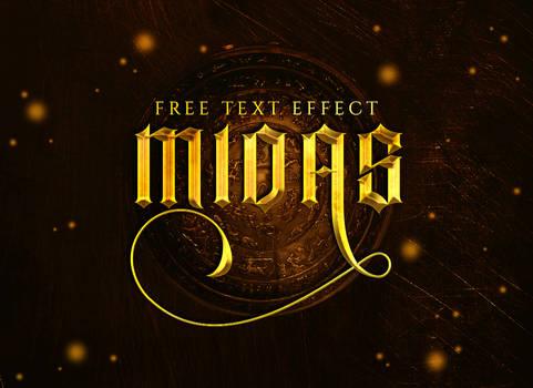 Free Text Style | Midas