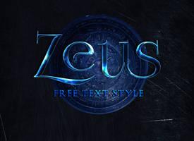 Free Text Style   Zeus by allimli