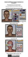 Daz Eye Reflection tutorial