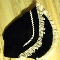 How to sew a Lolita Bonnet by Saku-chu