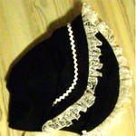 How to sew a Lolita Bonnet