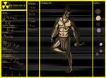 Derai | Chieftain of Night-Eye