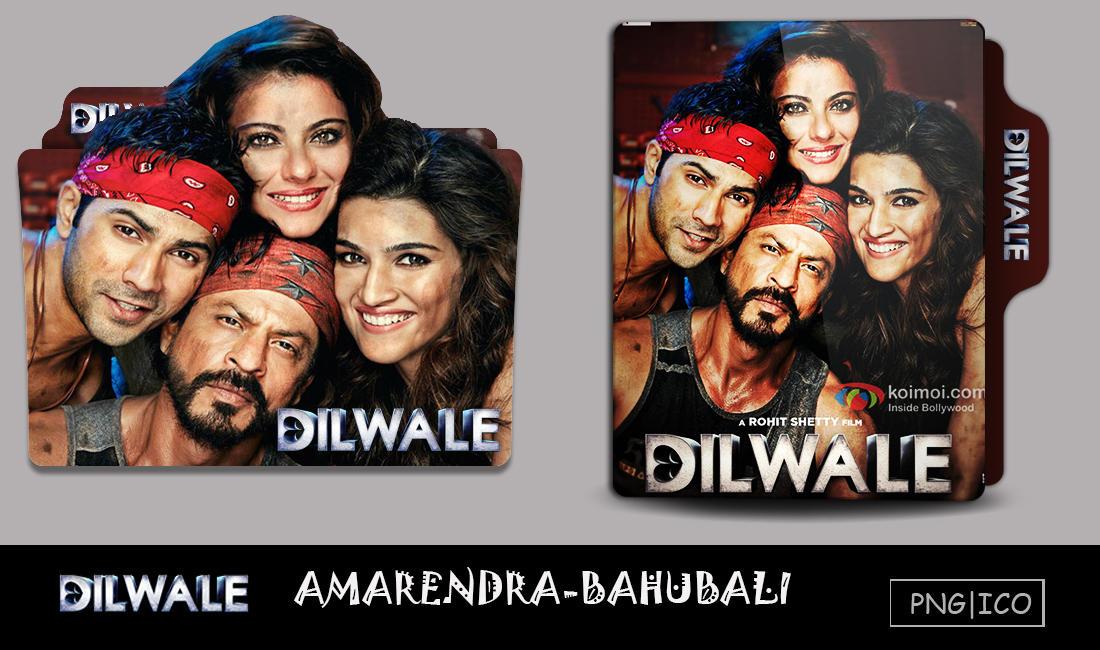 Dilwale 2015 Folder Icon By G0d 0f Thund3r On Deviantart