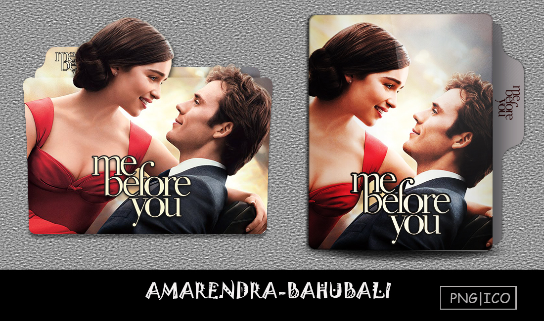 Me Before You 2016 Folder Icon By G0d 0f Thund3r On Deviantart