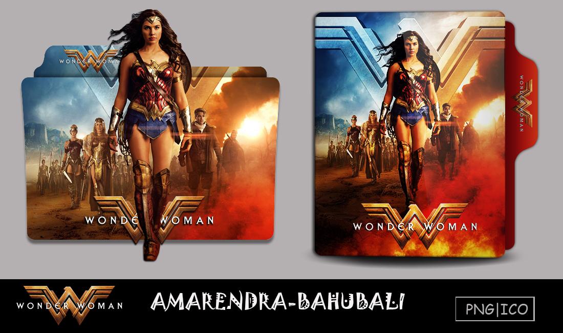 Wonder Woman 2017 Folder Icon By G0d 0f Thund3r On Deviantart