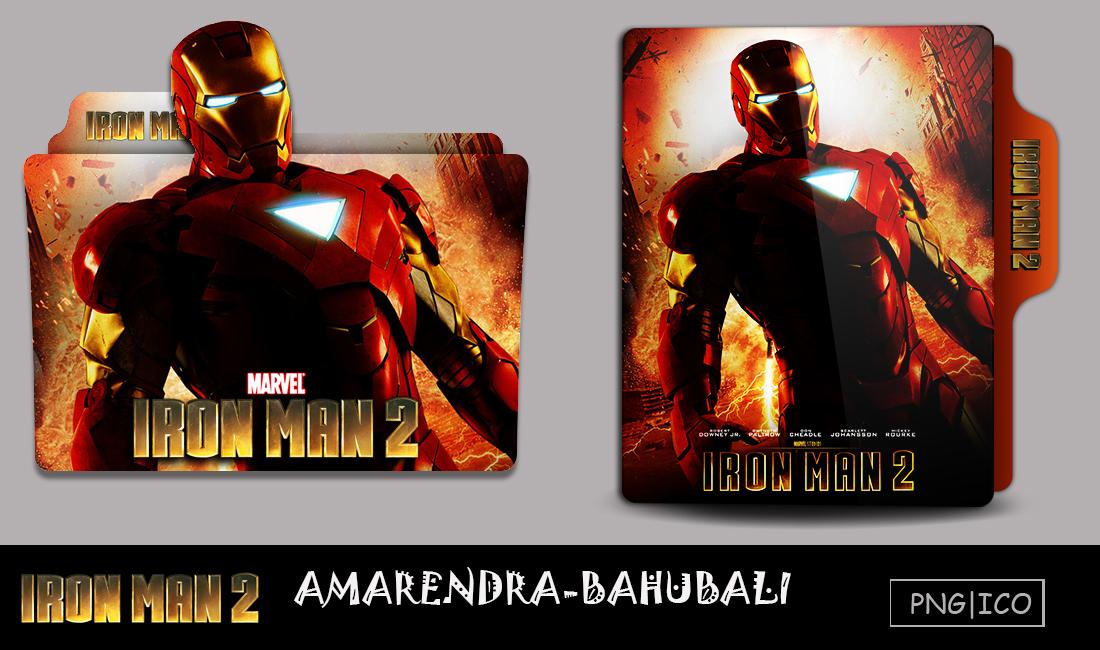 Iron Man 2 2010 Folder Icon By G0d 0f Thund3r On Deviantart