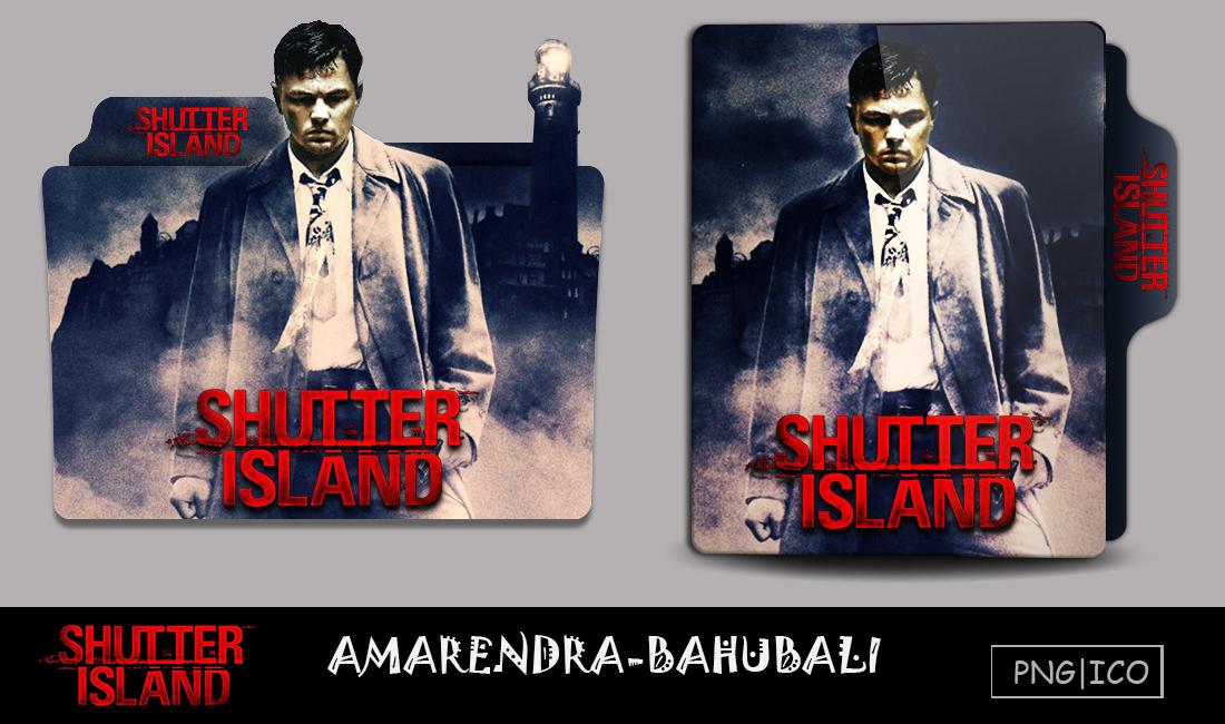 Shutter Island Folder Icon
