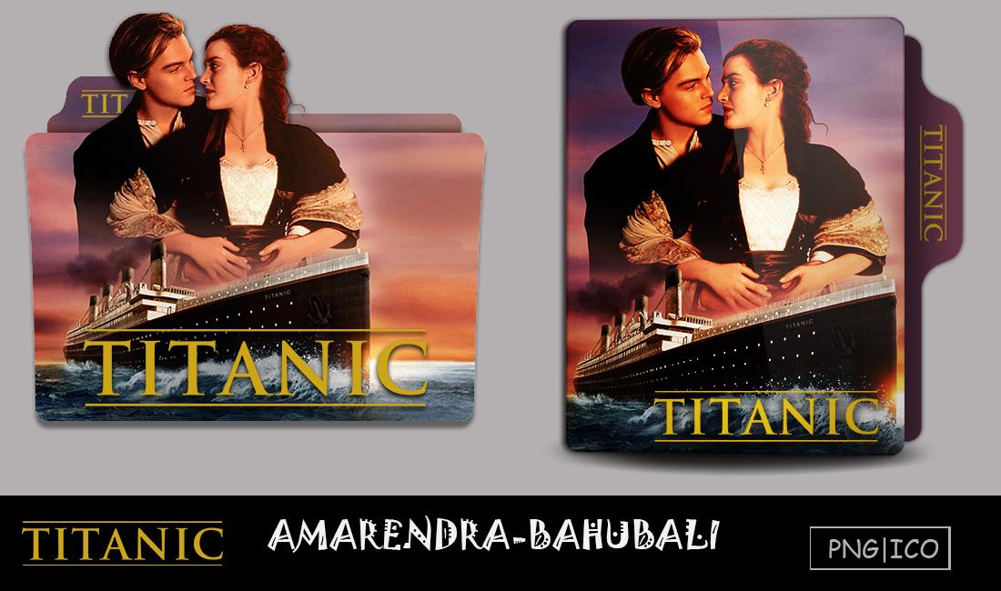 Titanic 1997 Folder Icon By G0d 0f Thund3r On Deviantart