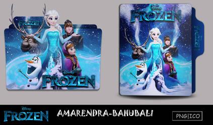 Frozen (2013) folder icon by G0D-0F-THUND3R