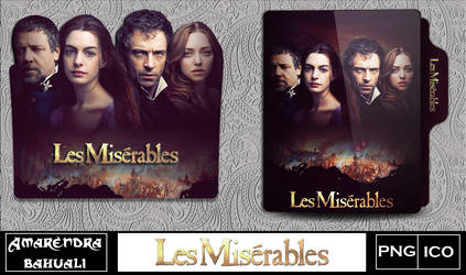 Les Misrables (2012) folder icon