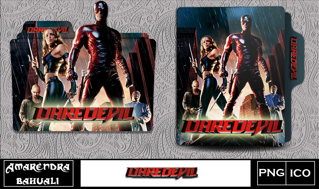 Daredevil 2003 Folder Icon By G0d 0f Thund3r On Deviantart
