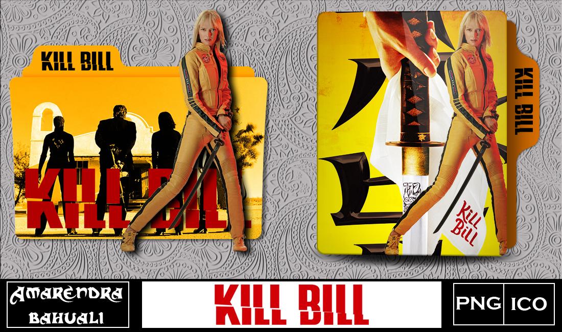 Kill Bill Vol 1 2003 Folder Icon By G0d 0f Thund3r On Deviantart
