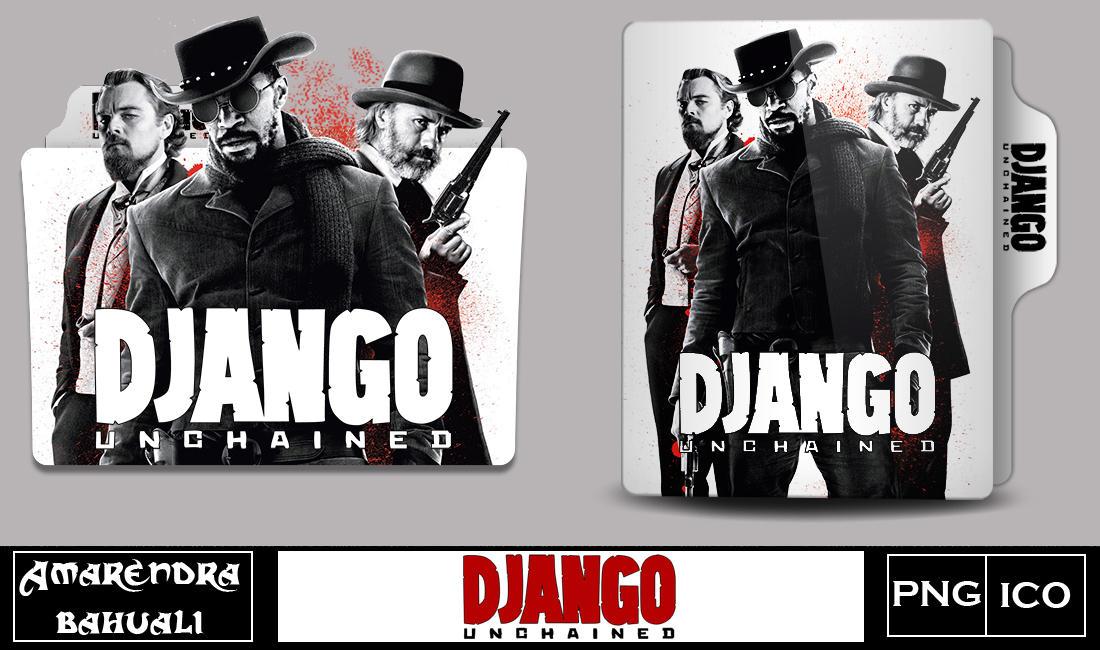 Django Unchained 2012 Folder Icon 1 By G0d 0f Thund3r On Deviantart