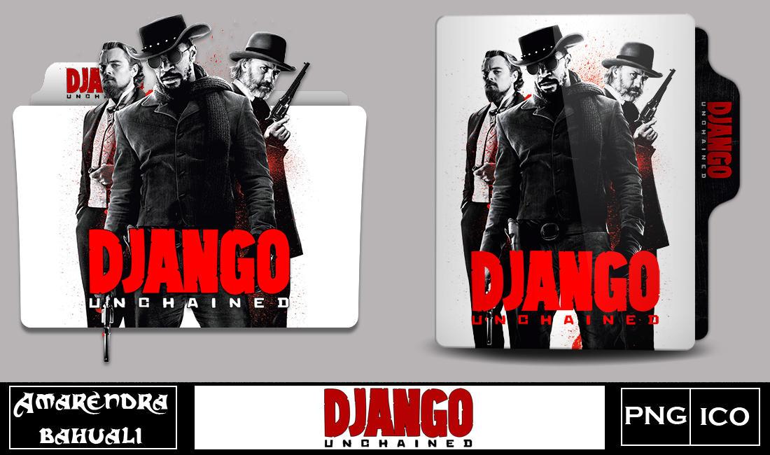 Django Unchained 2012 Folder Icon 2 By G0d 0f Thund3r On Deviantart